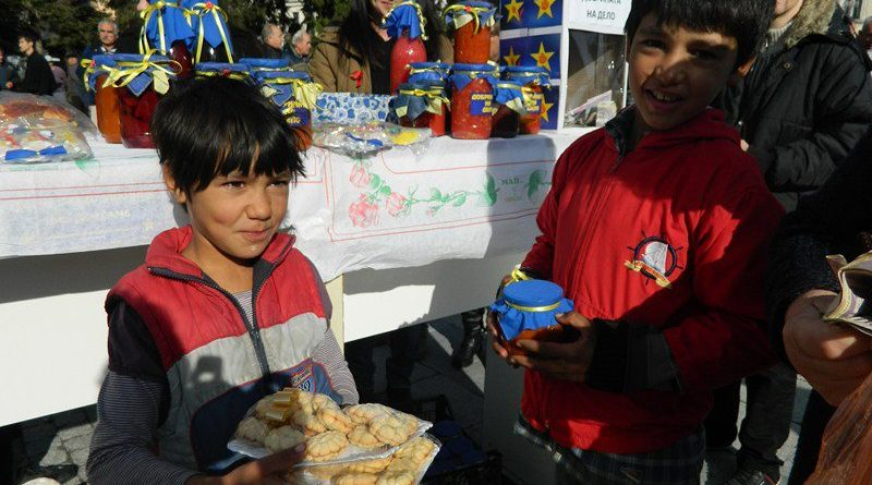 humanitaren bazar sdsm zeni dobrinata 23
